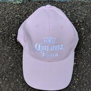 Pink Corona Extra Beer Baseball Cap Hat